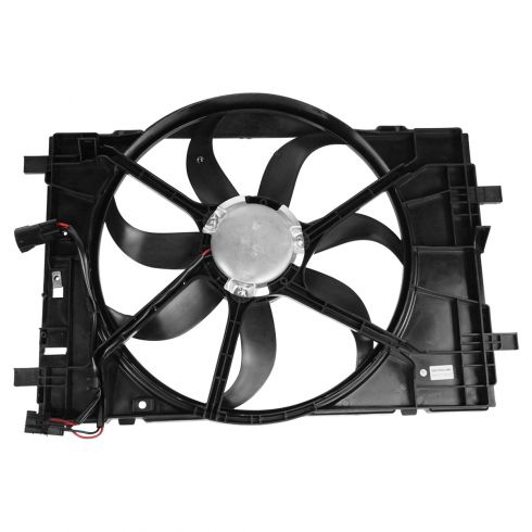 2006-09 Ford Fusion, Mercury Milan; 2006 Zephyr Rad Cooling Fan Assy