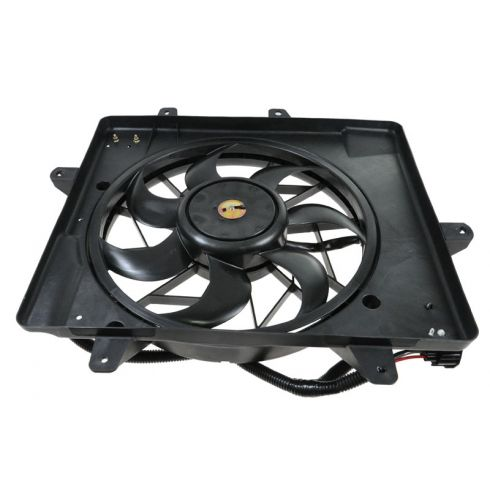 2006-09 Chrysler PT Cruiser Non Turbo Radiator Cooling Fan Assy