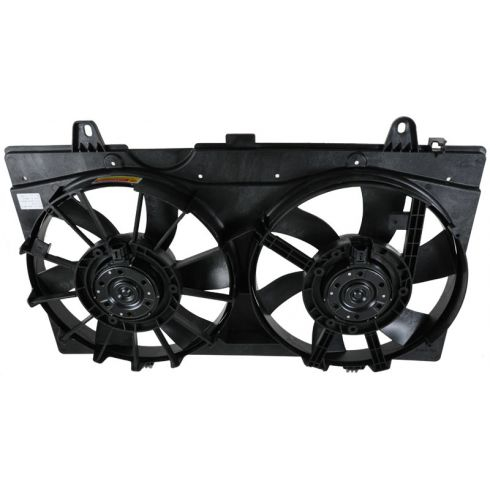 07-11 Nissan Sentra Dual Fan Assembly (2.0L)