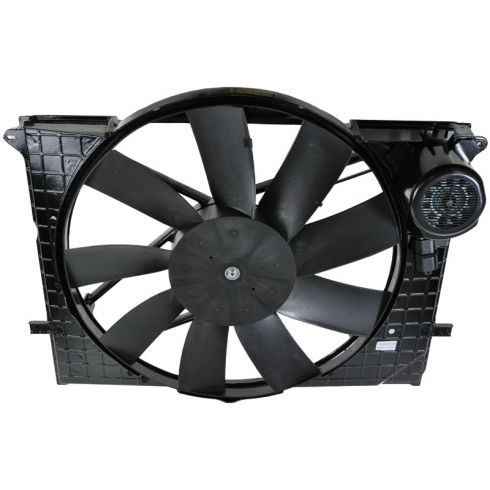 2000-01 Mercedes Benz CL & S Class (220 Type) Radiator Cooling Fan Assy