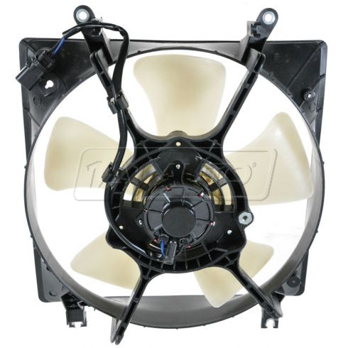 1995-99 Avenger, Eclipse, Sebring, Talon 2.0L Non Turbo w/MT Radiator Cooling Fan Assy LH