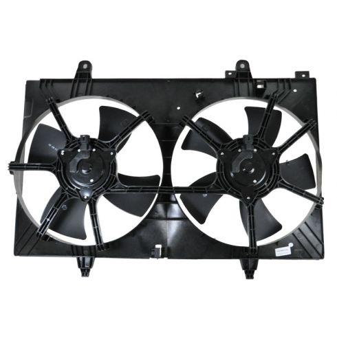 2003-07 Nissan Murano Radiator Cooling Fan Assy