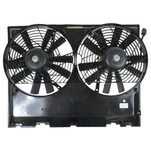 1990-93 MB 300E 300CE 300TE; 92-93 400E; 94-95 E Series Radiator Fan Assy