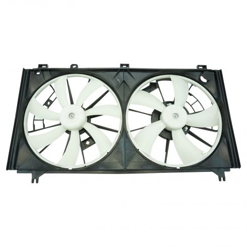 06-09 Lexus IS250 Radiator Dual Fan Assy