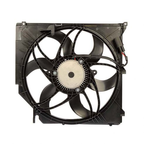 04-06 BMW X3 w/MT, 07-10 X3 (400 Watt Style) Radiator Fan Assy