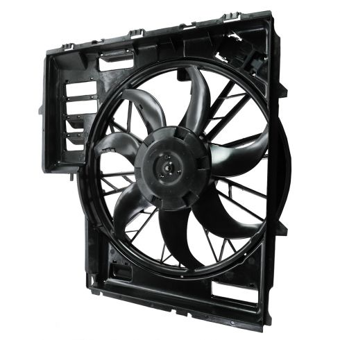 04-06 BMW X5 Radiator Cooling Fan Assy