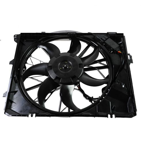 06-11 BMW 3 Series Radiator Cooling Fan Assy