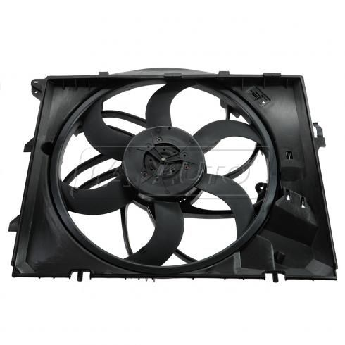 08-10 BMW 128i; 06-10 3 Series; 09-10 Z4 Radiator Cooling Fan Assy