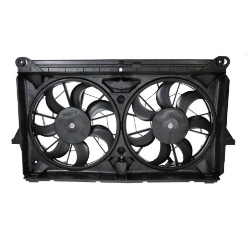 Radiator Cooling Dual Fan Assembly