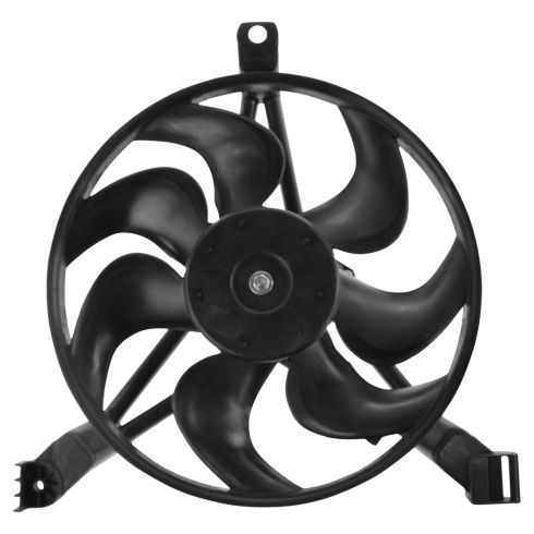 97-98 Chevy Venture, Pontiac Trans Sport, Olds Silhouette Radiator Cooling Fan Assy LH