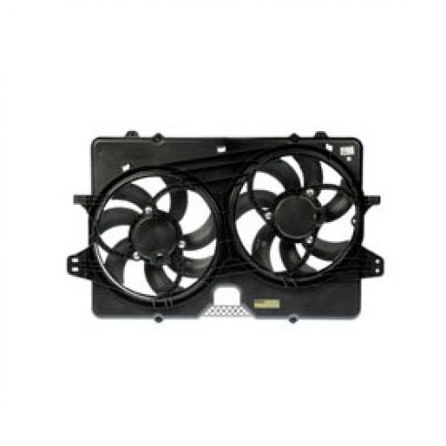 Dual Radiator Cooling Fan Assembly