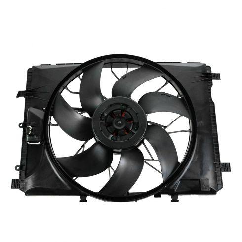 08-11 MB C-Class; 10-11 E, GLK Class Radiator Cooling Fan Assy