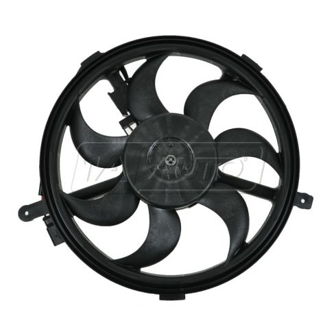 187 Watt Radiator Cooling Fan Assembly