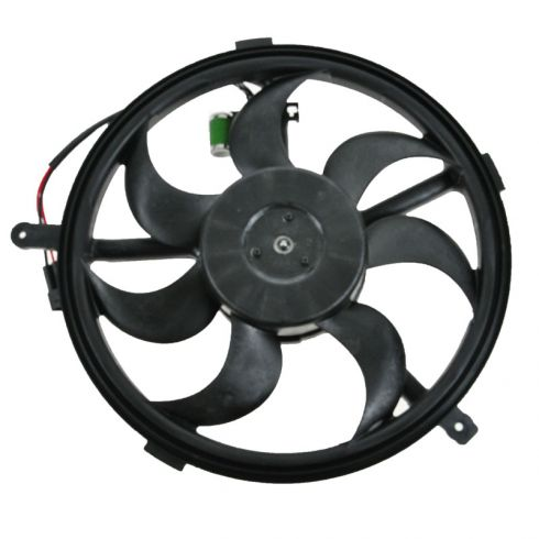 Radiator Cooling Fan Assembly (350 Watt)