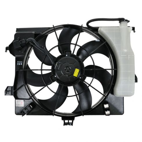 2012-13 Hyundai Accent Veloster Radiator Cooling Fan ...