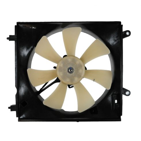 97-98 Toyota Camry V6 US-built Driver Side Radiator Cooling Fan Assembly