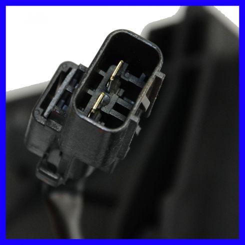 09-11 Acura TL w/3.5L; 10-11 TL w/3.7L & MT; 12 TL Radiator Cooling Fan Assy LH