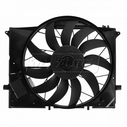 01-06 MB CL Class; 01-12 S Class Radiator Cooling Fan Assy