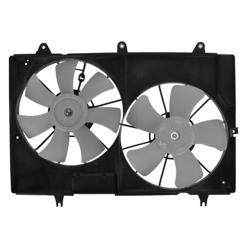 05-07 Cadillac CTS Rear Radiator Cooling Fan Assy