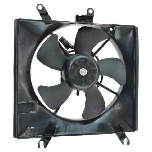 03-05 Kia Rio w/AT Radiator Cooling Fan Assembly LH