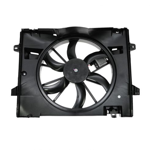 06-11 Ford Crown Vic Police Interceptor, Taxi, Grand Marquis, Town Car Limo HD Radiator Cooling Fan