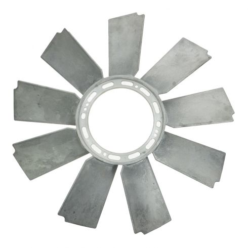 81-85 MB 300, 380 Series; 86-91 420; 72-80 450SE, 450SEl; 86-89 560SL; 86-91 560 Radiator Fan Blade