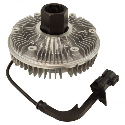 04-09 Ford Super Duty Van; 03-09 SD PU 6.0L w/o HD pkg Elect Fan Clutch