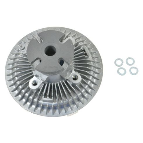 1987-06 Jeep Multifit 2.4L 2.5L 4.0L Radiator Fan Clutch
