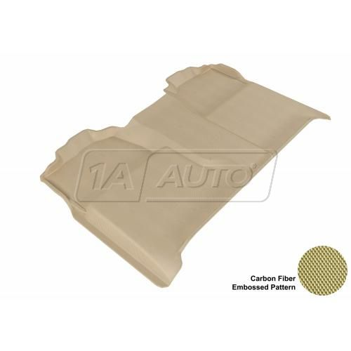 07-13 Chevy/GMC Full Size P/U Crew Cab Tan Rear Floor Liner