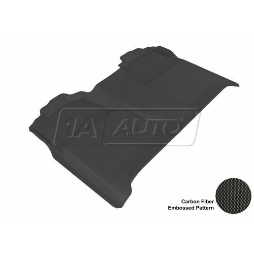 07-13 Chevy/GMC Full Size P/U Crew Cab Black Rear Floor Liner