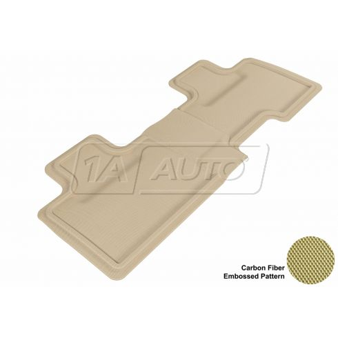 07-13 Ford Edge Tan Rear Floor Liner