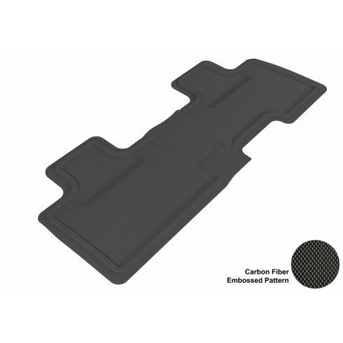 07-13 Ford Edge Black Rear Floor Liner