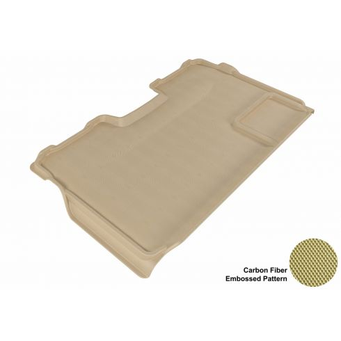 09-13 Ford F150 Super Crew Tan Rear Floor Liner