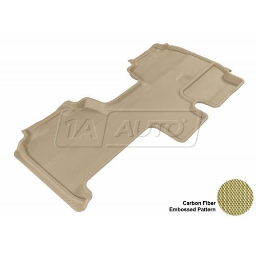09+ Ford F150 Super Cab Tan Rear Floor Liner
