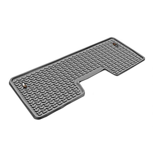 11-14 Ford Explorer Gray Rear Floor Liner SET (Rugged Ridge)
