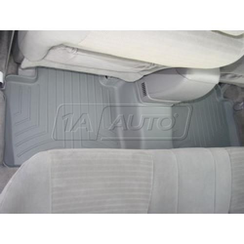 Black Buick Enclave/Chevy Traverse/GMC Acadia/Saturn Outlook Rear Floor Liner