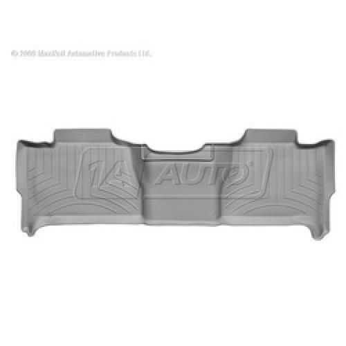 Grey Tahoe/Yukon/Suburban/Yukon XL 2nd Row 2007+ Rear Floor Liner