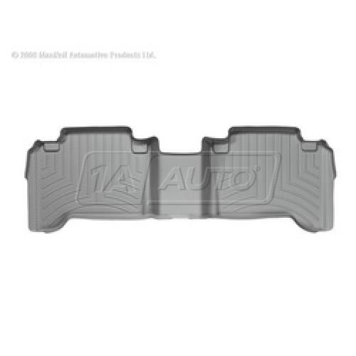 Grey Tacoma Double Cab 05+ Rear Floor Liner
