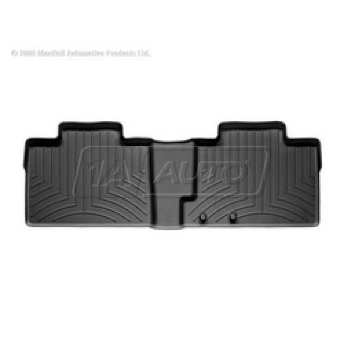 Black Ford Edge 2007+ Rear Floor Liner