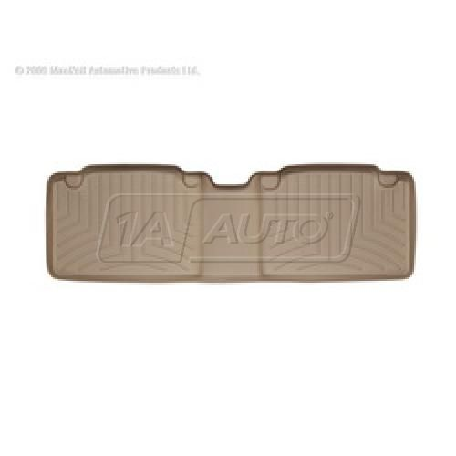 Tan Ford F150 Super Crew 09+ Rear Floor Liner