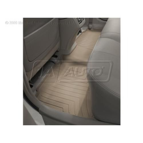 Tan Buick Enclave/Chevy Traverse/GMC Acadia/Saturn Outlook Rear Floor Liner