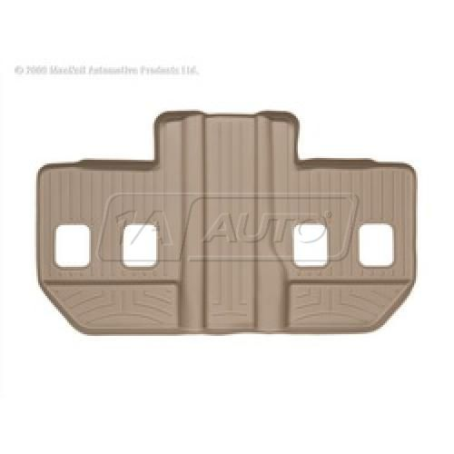 Tan Suburban/Yukon XL/Escalad ESV 07+ 2nd Row w/ 3rd Row Buckets Rear Floor Line