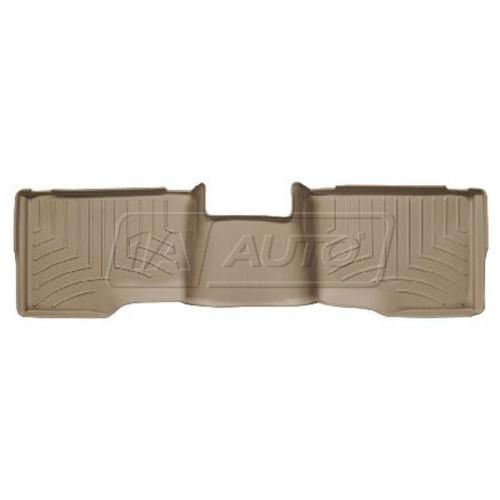 2005-10 Grand Cherokee, 06-10 Commander Tan Rear Floor Liner