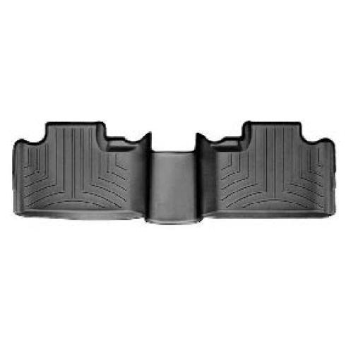2011- Jeep Grand Cherokee, Dodge Durango Black Rear Floor Liner