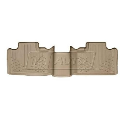 2011- Jeep Grand Cherokee, Dodge Durango Tan Rear Floor Liner