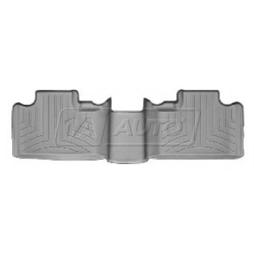 2011- Jeep Grand Cherokee, Dodge Durango Gray Rear Floor Liner
