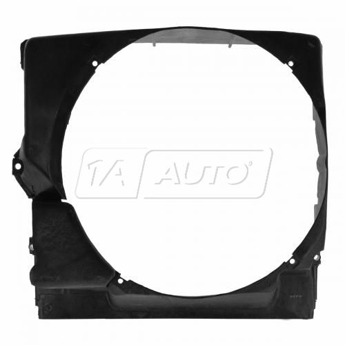 97-00 BMW Z3; 92-99 3 Series; 94-99 M3 Plastic Radiator Fan Shroud
