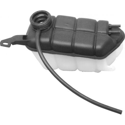 2000-06 MB CL & S Class Radiator Overflow Bottle w/o sensor & Cap