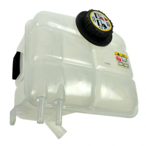 Radiator Overflow Bottle with Cap