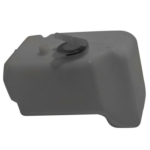88-92 Mazda 626, MX-6 (w/2 Wheel Steering) Radiator Overflow Tank w/Cap